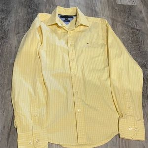 Tommy Hilfiger long sleeve button up